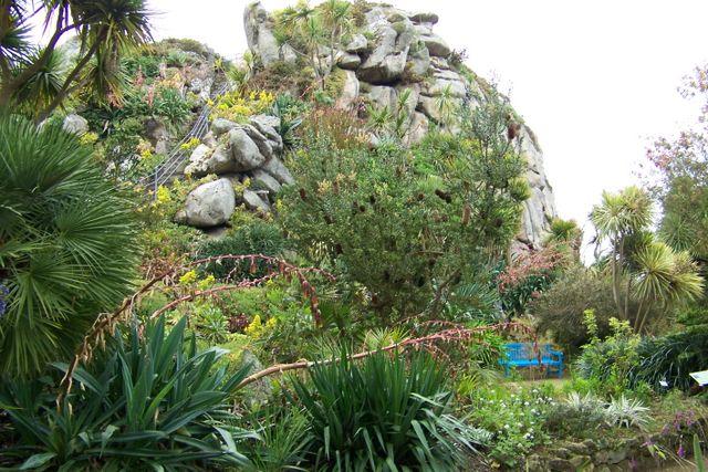 Le jardin exotique de Roscoff