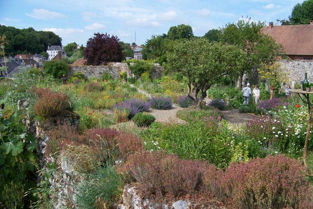 Herbarium à Saint Valéry sur Somme