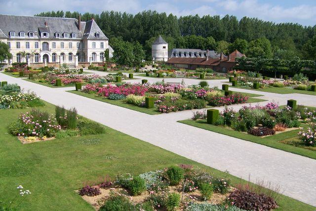 Le jardin de Valloires
