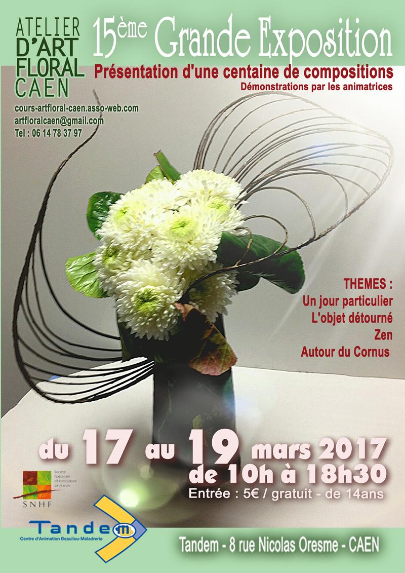 art flo Caen 2017