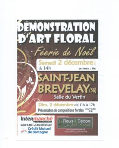 Demo St Jean Brevelay