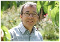 Denis Pépin Jardinier-Formateur auteur et conférencier, spécialiste du jardinage biologique, écologique et permacole depuis plus de 30 ans