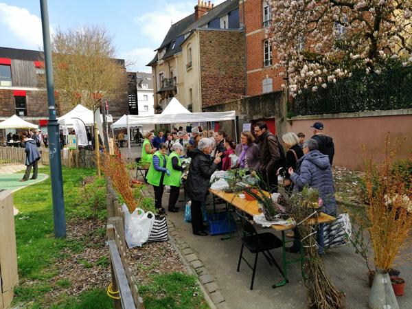 Fête des jardiniers - Banque verte