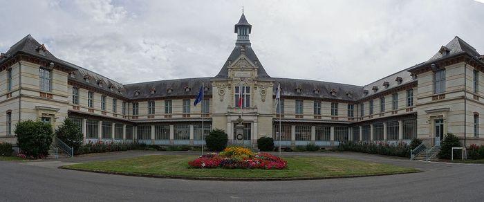 Visite de l'Agrocampus de Rennes